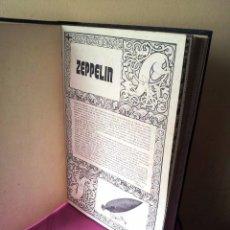 Cómics: ZEPPELIN - REVISTA MENSUAL DEL COMIC - 12 NÚMEROS EN 1 TOMO - BURU LAN EDICIONES 1973/74. Lote 90808220