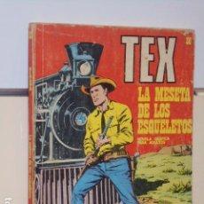 Cómics: TEX Nº 30 LA MESETA DE LOS ESQUELETOS - BURU LAN -. Lote 91005715