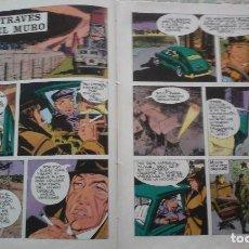 Cómics: JAMES BOND TOMO 1 DE HORAK (ENCUADERNADO CARTONE)(BURULAN)(240 PAGS)(NO ENCUADERNACION ORIGINAL). Lote 28430490
