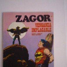 Cómics: ZAGOR - BURU LAN - NUMERO 98 - MUY BUEN ESTADO - CJ 76 - GORBAUD. Lote 91287100