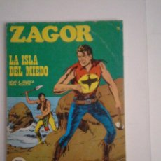 Cómics: ZAGOR - BURU LAN - NUMERO 15 - BUEN ESTADO - CJ 76 - GORBAUD. Lote 91287880