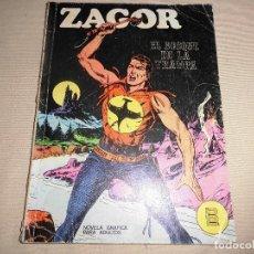 Comics : ZAGOR Nº 1 EL BOSQUE DE LA TRAMPA BURULAN. Lote 171066564