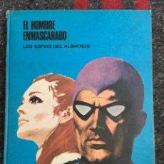 Cómics: EL HOMBRE ENMASCARADO TOMO 2 - LOS ESPÍAS DEL ALBATROS - BURU LAN 1971 - D2. Lote 91715220