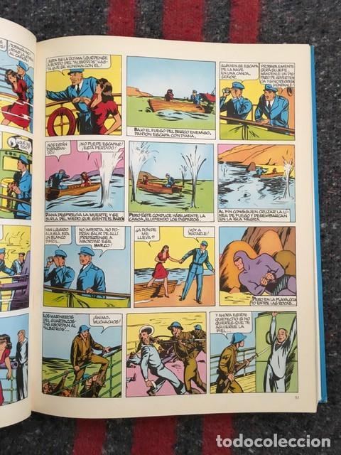 Cómics: El Hombre Enmascarado Tomo 2 - Los Espías del Albatros - Buru Lan 1971 - D2 - Foto 4 - 91715220