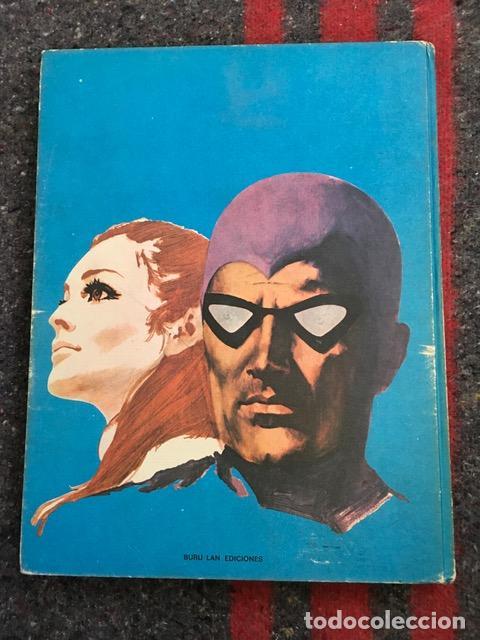 Cómics: El Hombre Enmascarado Tomo 2 - Los Espías del Albatros - Buru Lan 1971 - D6 - Foto 5 - 91715220