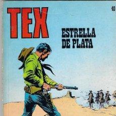Cómics: TEX. Nº 49. ESTRELLA DE PLATA.. Lote 92132175
