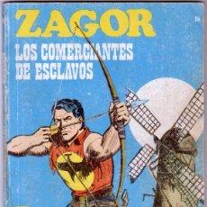 Cómics: ZAGOR Nº 19 - BURULAN 1972 - 100 PGS. Lote 92755375