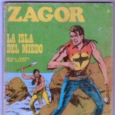 Cómics: ZAGOR Nº 15 EDI. BURULAN 1972 - 100 PGS. . Lote 92755675