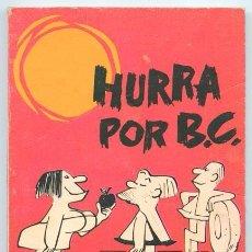 Cómics: EDAD DE PIEDRA - Nº 3 - HURRA POR B.C. - J. HART - BURU LAN - 1972. Lote 93343045