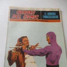 Cómics: HÉROES DEL COMIC, EL HOMBRE ENMASCARADO, Nº. 13- 23 DE ABRIL DE 1971. Lote 93602385