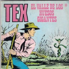 Tex. nº 60. El valle de los elefantes