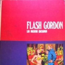 Cómics: FLASH GORDON TOMO Nº 2 LA REINA DESIRA BURU LAN 1971. Lote 94480974