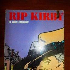 Cómics: RIP KIRBY. ALBUM 1 : EL CASO FARADAY. Lote 94846995