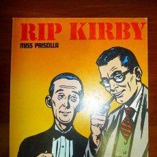 Cómics: RIP KIRBY. ALBUM 3 : MISS PRISCILLA. Lote 94847043