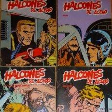 Cómics: HALCONES DE ACERO. [COMPLETA : 6 VOL.]. Lote 94847619