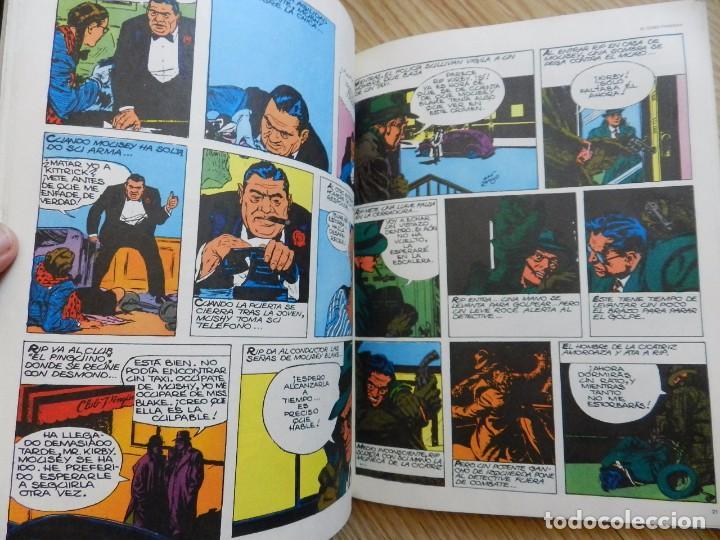 Cómics: RIP KIRBY EL CASO FARADAY TOMO I BURULAN Episodios completos año 1974 - Foto 6 - 94999415