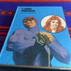 Cómics: EL HOMBRE ENMASCARADO TOMO 7. BURU LAN 1973. BUEN ESTADO Y DIFÍCIL.. Lote 95067743