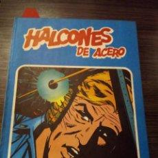 Cómics: HALCONES DE ACERO ED. BURULAN TOMO 1 COMO NUEVO 1ª ED 1974. Lote 95142155