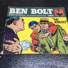 Cómics: BEN BOLT Nº 3 , KID JERICHO - COLECCIÓN AVENTURA BURU LAN. Lote 45086002