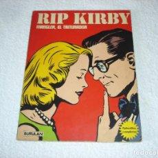 Cómics: RIP KIRBY. TOMO II: MANGLER EL TRITURADOR - BURULAN EDICIONES 1973 . Lote 95562271