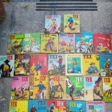 Cómics: 26 ANTIGUOS COMICS TEX. Lote 95787247