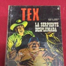 Cómics: TEX NUMERO 43 REGULAR ESTADO REF.CT. Lote 95840359
