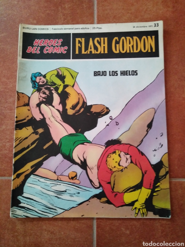 Cómics: Flash Gordon 33 - Foto 1 - 95926128