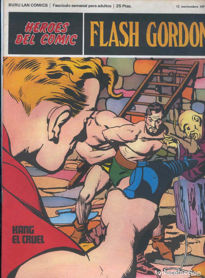 FLASH GORDON Nº 27 (Tebeos y Comics - Buru-Lan - Flash Gordon)