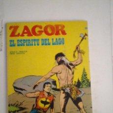 Cómics: ZAGOR - BURU LAN - NUMERO 29 - EL ESPIRITU DEL LAGO - CJ 76 - GORBAUD. Lote 96132923