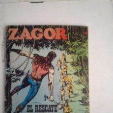 Cómics: ZAGOR - BURU LAN - NUMERO 32 - EL RESCATE - BE - CJ 76 - GORBAUD. Lote 96133047