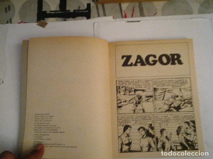 Cómics: ZAGOR - BURU LAN - NUMERO 32 - EL RESCATE - BE - CJ 76 - GORBAUD - Foto 3 - 96133047