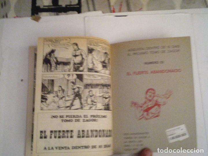 Cómics: ZAGOR - BURU LAN - NUMERO 32 - EL RESCATE - BE - CJ 76 - GORBAUD - Foto 4 - 96133047
