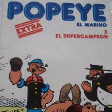 Cómics: POPEYE- EL SUPER CAMPEON. Lote 96541699
