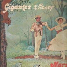 Cómics: GIGANTES DISNEY. MARY POPPINS. BURU LAN. 1973. (C/A41). Lote 97016627
