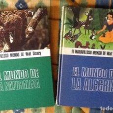 Cómics: EL MARAVILLOSO MUNDO DE WALT DISNEY. Lote 97096055