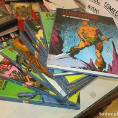 Cómics: COLECCION COMPLETA FLASH GORDON - 10 TOMOS - ALEX RAYMOND BURU-LAN . Lote 97148799