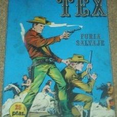 Cómics: TEX Nº 14 - BURU LAN - FORMATO TACO. Lote 97314015