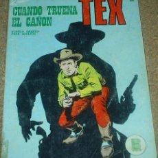 Cómics: TEX Nº 28 - BURULAN - FORMATO TACO. Lote 97314239