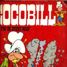 Cómics: HEROES DE PAPEL Nº 13 - COCOBILL Nº 10 - EL FIN DE EVERY MAD - BURU LAN 1974 - VER DESCRIPCION. Lote 97457939