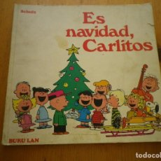 Cómics: COMIC CARLITOS ES NAVIDAD, CARLITOS. Lote 97500683