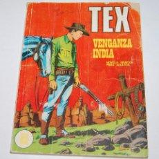 Cómics: TEX 25 - VENGANZA INDIA. Lote 98016003