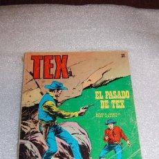 Cómics: TEX 35 - EL PASADO DE TEX. Lote 98072659