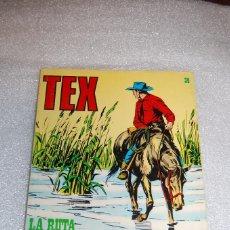 Cómics: TEX 39 - LA RUTA DEL NORTE. Lote 98073439