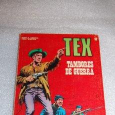 Cómics: TEX 40 - TAMBORES DE GUERRA. Lote 98073659