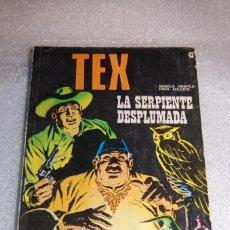 Cómics: TEX 43 - LA SERPIENTE DESPLUMADA. Lote 98074499