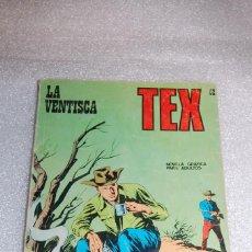Cómics: TEX 52 - LA VENTISCA. Lote 98076583