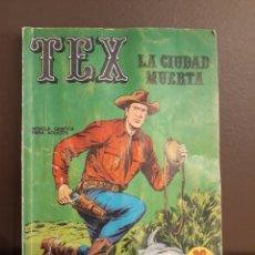 Cómics: TEX LA CIUDAD MUERTA NUMERO 5. Lote 98186804