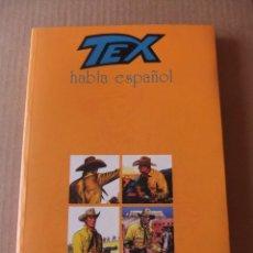 Cómics: TEX HABLA ESPAÑOL EXPOSICION CATALOGO TEX HABLA ESPAÑOL DEL 5 AL 14 DE JULIO 2002 AYNT GIJON. Lote 98192603