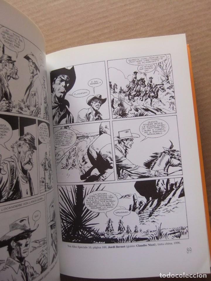 Cómics: TEX HABLA ESPAÑOL EXPOSICION CATALOGO TEX HABLA ESPAÑOL DEL 5 AL 14 DE JULIO 2002 AYNT GIJON - Foto 5 - 98192603