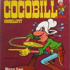 Cómics: JACOVITTI. COCOBILL Nº 1. HÉROES DE PAPEL. BURU LAN 1973. Lote 98223687
